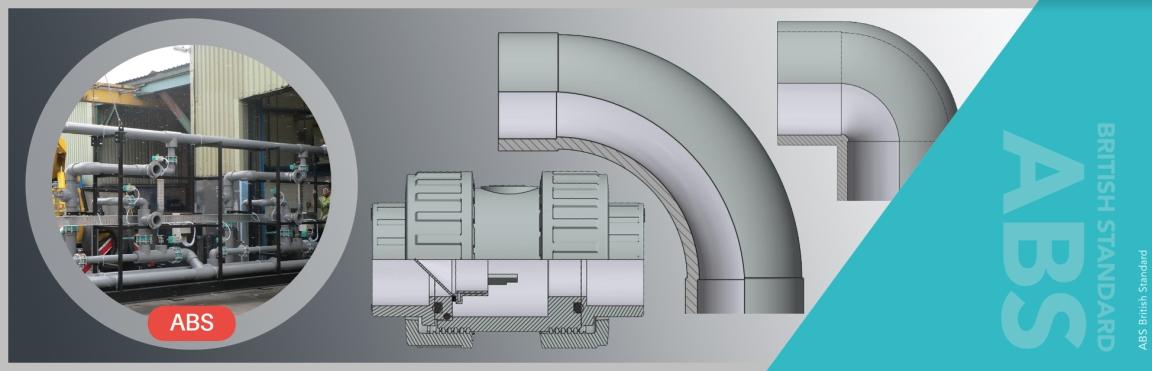 epco ABS Pressure Pipe Range