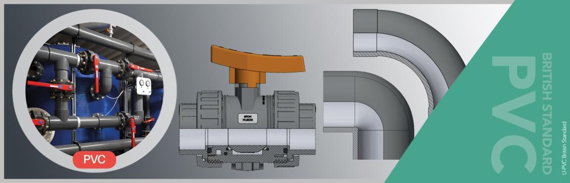 epco PVC Pressure Pipe Range